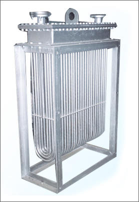 Heat Exchangers With U Tube Construction