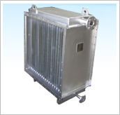 Steam / Thermic Fluid Heated Air Heaters